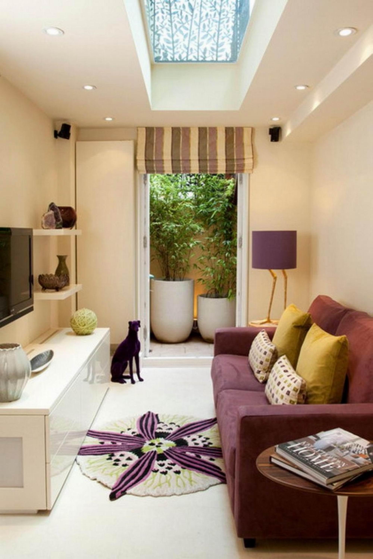 Мыслим шире: дизайнерские идеи и хитрости для узких комнат -.