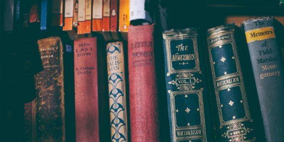 10 способов красиво расстаться со старыми книгами