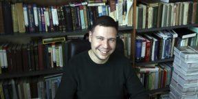 Рабочие места: Владимир Пахомов, главный редактор портала «Грамота.ру»