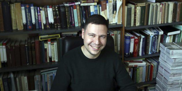 Владимир Пахомов, главный редактор портала «Грамота.ру»