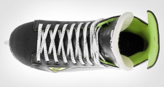 Как выбрать коньки: Полупрофессиональные коньки Graf Supra с термоформовкой