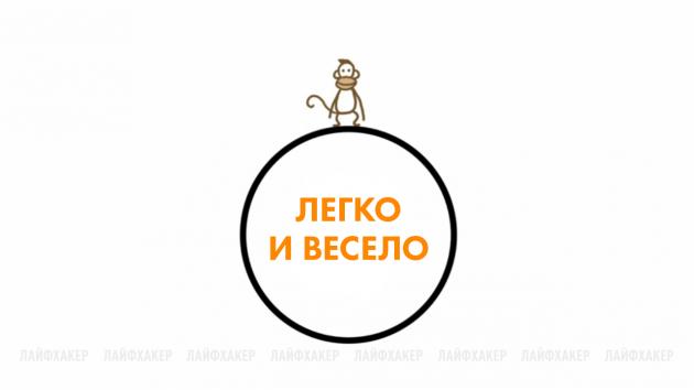 прокрастинатор: обезьянка