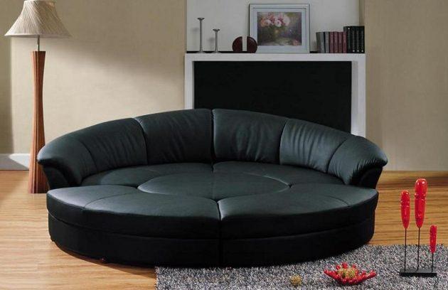 Как выбрать диван: Островной диван