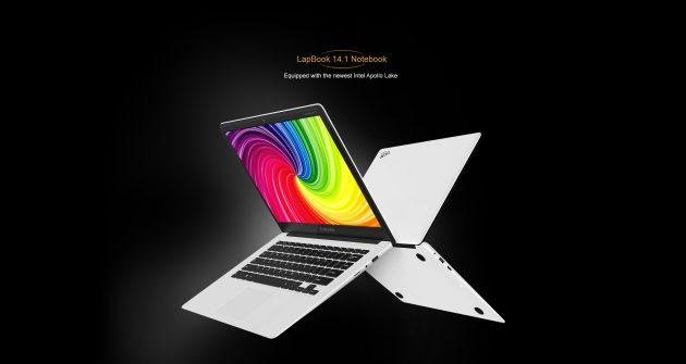 Chuwi LapBook 14.1: внешний вид