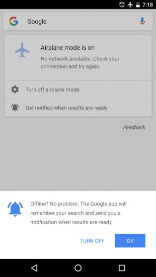 Google search offline 1