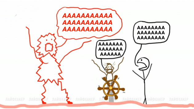 прокрастинатор: панический монстр
