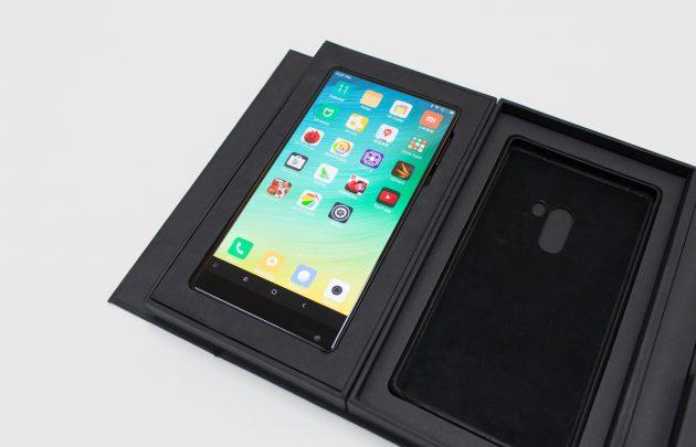Xiaomi Mi Mix: комплект поставки