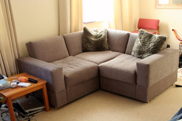 Как выбрать диван: Угловой диван