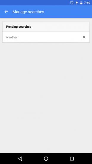 Google search offline 4