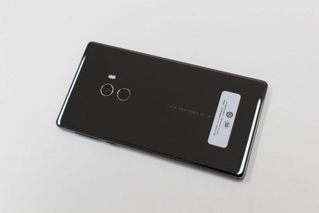 Xiaomi Mi Mix: внешний вид