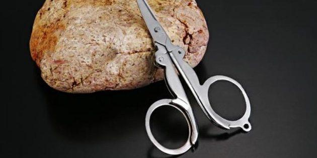 Складные ножницы