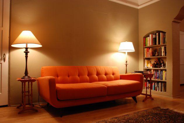 Как выбрать диван: Прямой диван