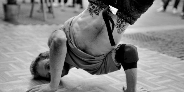 Как научиться танцевать уличные танцы: Брейк-данс