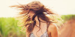 8 продуктов, которые сделают волосы красивыми и здоровыми