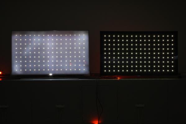 Как выбрать телевизор: слева — LED, справа — AMOLED
