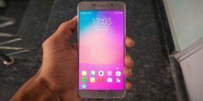 Samsung опубликовала список устройств, которые получат Android 7.0 Nougat