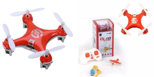 Что подарить мальчику на 23Февраля: Мини-дрон