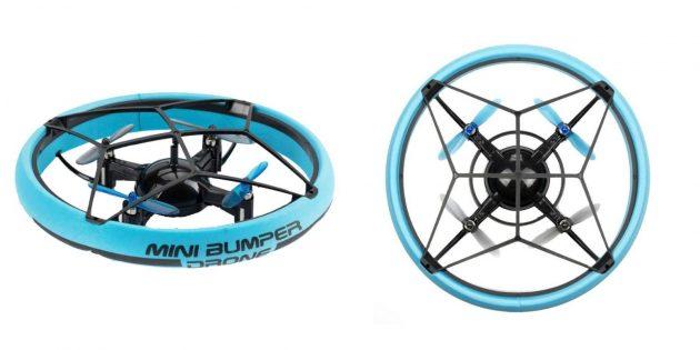 Что подарить на 23 Февраля ребёнку: мини-дрон