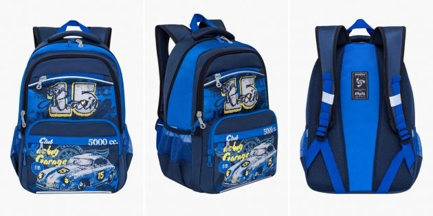 Что подарить на 23 Февраля ребёнку: рюкзак