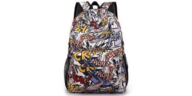 Что подарить мальчику на 23Февраля: Рюкзак