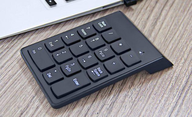 Что подарить коллеге на 23 Февраля: Цифровая клавиатура