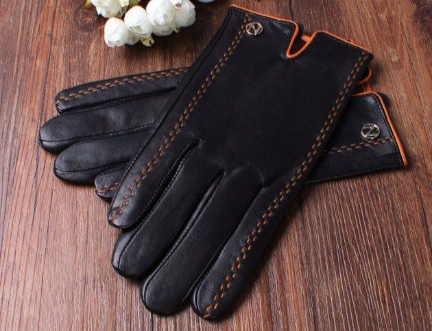 Зимние сенсорные перчатки: Nappaglo Touch Screen Gloves