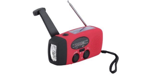Что подарить папе на 23Февраля: Радио с зарядкой