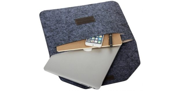 Что подарить парню на 23Февраля: Сумка для ноутбука