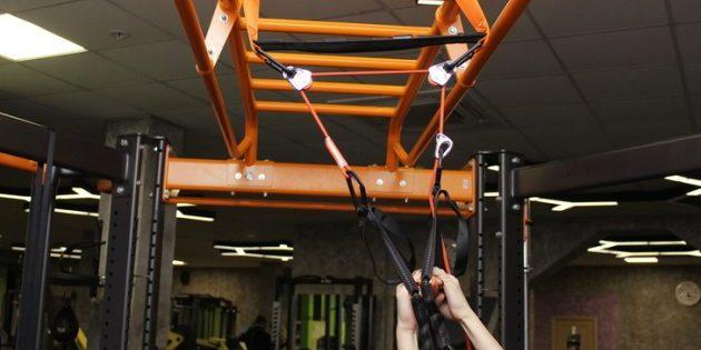 петли для тренировок: FTL