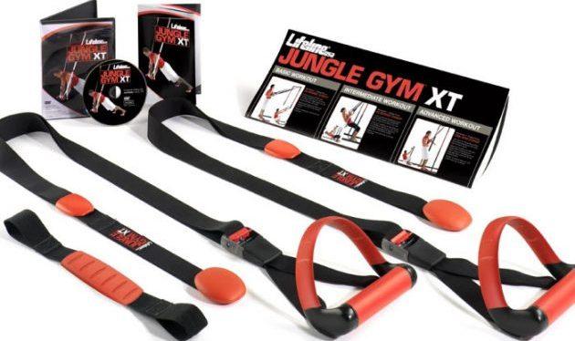 петли для тренировок: JungleGym XT