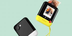Polaroid Pop —яркая камера с функцией моментальной печати