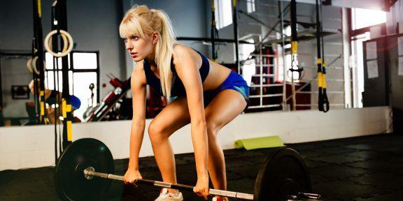 Тренировка выходного дня: женская версия