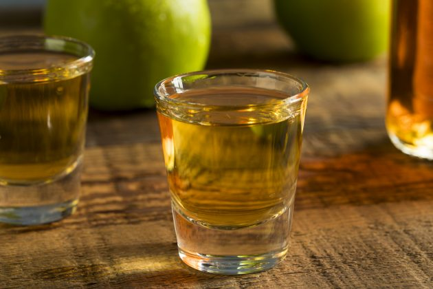 чем закусывать: виски