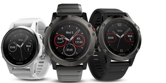 Компания Garmin представила женскую версию смарт-часов Fenix 5