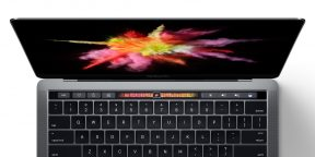 Touché добавляет тачбар нового MacBook Pro на любой Mac