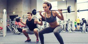 5 опасных упражнений в спортзале, которые лучше вычеркнуть из своей программы