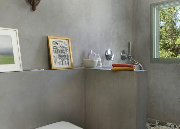 Дизайн совмещённого санузла