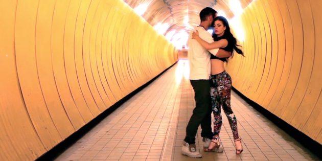 Как научиться танцевать социальные танцы: Кизомба