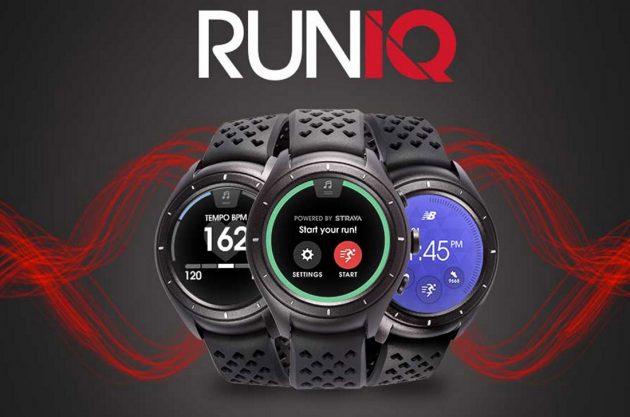 RunIQ: часы