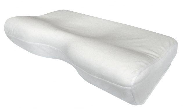 Как выбрать подушку: подушка с валиком под шею и выемкой под плечо