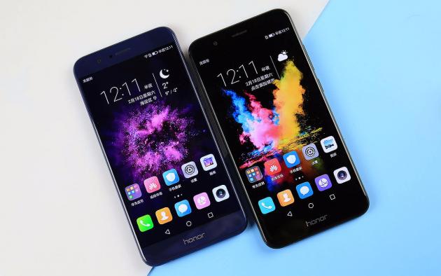 Huawei Honor V9: внешний вид