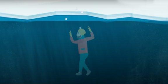 Что делать, если вы или кто-то ещё провалитесь под лёд