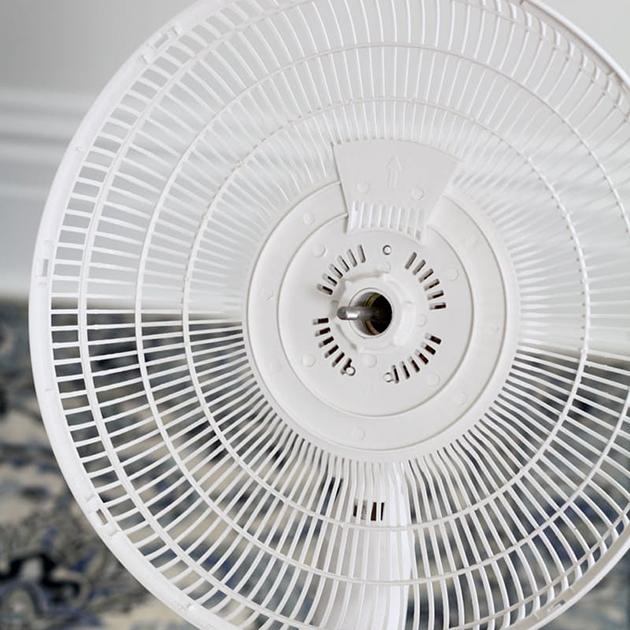 как почистить вентилятор