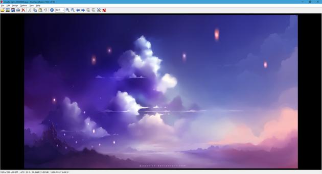бесплатные программы для Windows: IrfanView