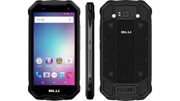 Лучшие смартфоны: BLU Tank Xtreme 5.0