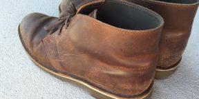 6 способов убрать потёртости с обуви