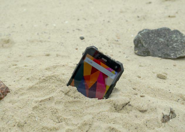 Nomu S10 sand