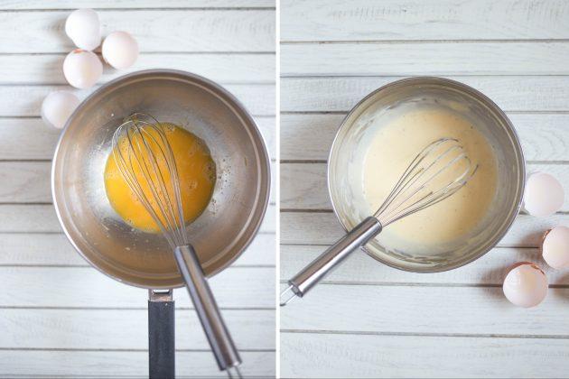 Яйца бенедикт: начните готовить соус