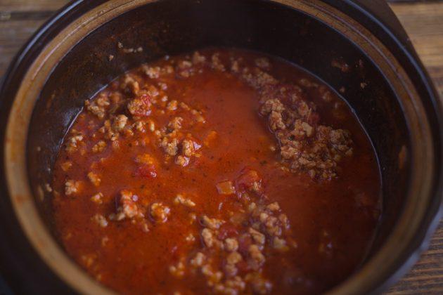 как приготовить лазанью: фарш