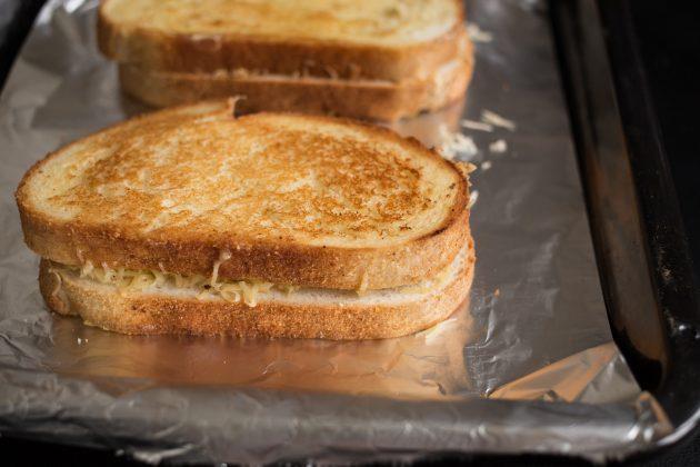 Как приготовить идеальный гриль-сэндвич с сыром